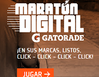 Gatorade Digital Marathon