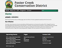 Foster Creek Conservation District