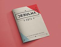 Programação Debulha 2012