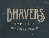 Bhavers Typeface