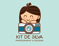 Kit de Silva Brand Identity