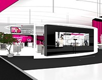 T-SYSTEMS CEBIT 2013 BOOTH