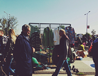 The Nylon Market Novi Sad, Serbia 2014