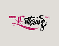 Cool Lettering 2014