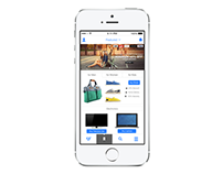 Flipkart iOS App UI & UX Design Trials