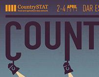 CountrySTAT - Tanzania Meeting Poster
