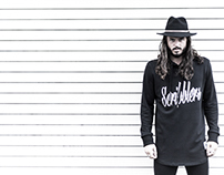 Scribbers Tee Room - AW1415 Lookbook