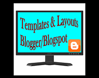 Personalização de Templates & Layouts Blogger/Blogspot