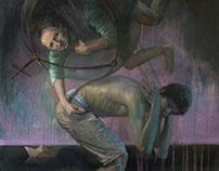 Humanidad -Homenaje a Brueghel. (Nave de Necios)
