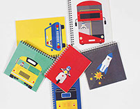 Illustrated Notebooks