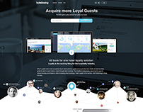 Hotelinking new landing page