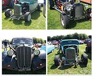 Car Photography, Car Show