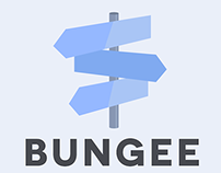 Bungee Logo Tryout