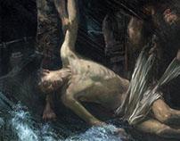 Ninot muerto ( Ciclo Nave de Necios )