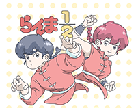 RANMA1/2 FAN ART