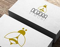 Logotipo Arquiteta Debora Simoni