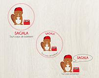 Logo – Sagala company