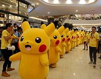 Pikachu Dancing event