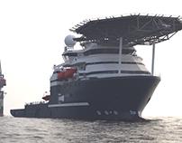 Olympic Boa vessel