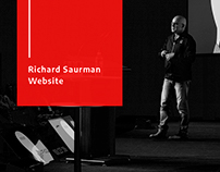 The website for Richard Saurman