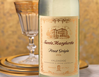 Santa Margherita (Terlato Wines International) Design