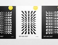 Transform Exhibition Identity