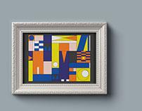 Ilustración abstracta 3