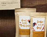 Tea Treasure Product Shoot