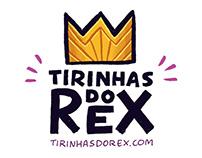 Tirinhas do Rex