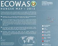 ECOWAS Map - FAO ESS