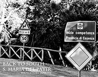 Back to South - Santa Maria del Patir