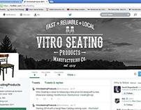 Twitter banner design