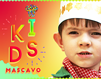 Campanha Dia das Crianças 2016 | Mascavo Confeitaria