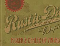 Rustic Diehls 16 X 20 Print