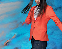 Campanha Pierre Cardin 2014/15 - model