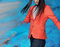 Campanha Pierre Cardin 2014/15 - feminino