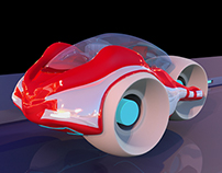 Magna Pulse Car
