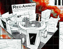 Red Arrow Trade Show Exhibit