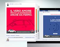 FIAT 500 - Il vero amore secondo Fiat 500