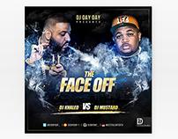 DJ Day Day - The Face Off (DJ Khaled VS DJ Mustard)