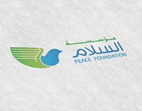 Peace Foundation LOGO - مؤسسة السلام