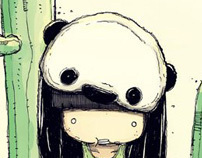 Pandaboy (The Comics)