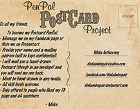 PenPal Postcard Project