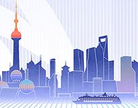 Shanghaï (infographic)