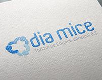 Dia Mice Logo & Branding