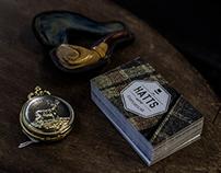 Hatts Vintage Emporium Branding