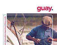 guay.   revista - magazine