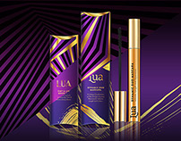 LUA Cosmetics |  Logo & Packaging Concepts x 2