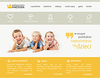 Kindergarten's website