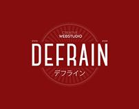 Defrain Webstudio Rebranding